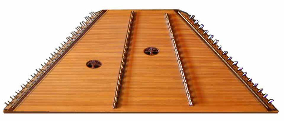 Spears hammered dulcimer
